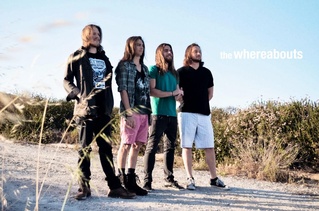 The Whereabouts Band Photo